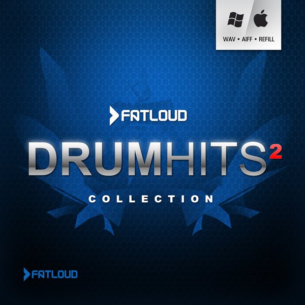 FatLoud Drum Hits Collection Vol.2 ACID WAV AIF REFILL-DISCOVER